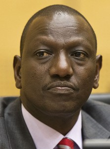 William Ruto Portrait